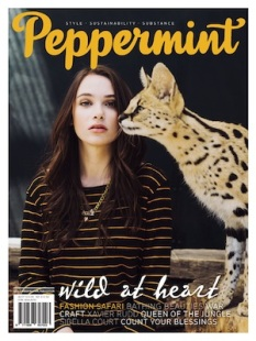 Peppermint Magazine Autumn 2013