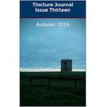 Tincture Journal 13