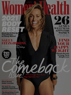 ROLLOVER Women's Health cover - March 2021 trimmed